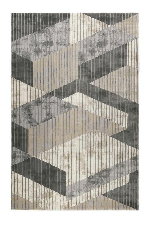 WEBTEPPICH - Sandfarben/Beige, Design, Textil (80/150/cm) - Esprit
