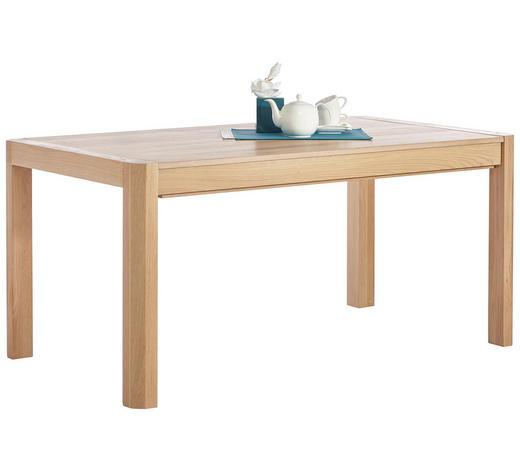ESSTISCH in Holz 160(280)/90/75 cm - Eichefarben, KONVENTIONELL, Holz (160(280)/90/75cm) - Valnatura