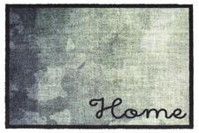 FUßMATTE 50/75 cm Anthrazit, Braun, Hellgrau  - Anthrazit/Hellgrau, Design, Kunststoff/Textil (50/75cm) - Esposa