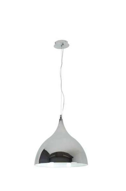 HÄNGELEUCHTE - Chromfarben, LIFESTYLE, Metall (36/110cm)