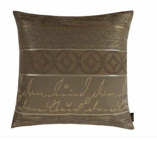 KISSENHÜLLE Braun 49/49 cm  - Braun, Basics, Textil (49/49cm) - Ambiente