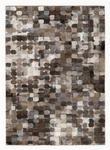 WEBTEPPICH  80/150 cm  Beige, Hellbraun - Hellbraun/Beige, Textil (80/150cm) - Novel