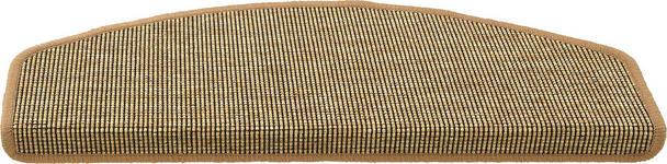 STUFENMATTE in Sandfarben  - Sandfarben, KONVENTIONELL, Textil (28/65cm) - Esposa