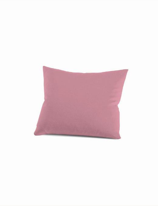 KISSENHÜLLE - Rosa, Basics, Textil (40/80cm) - Schlafgut