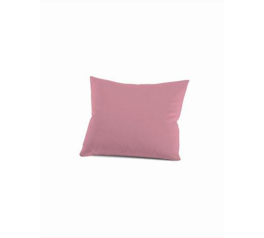 KISSENHÜLLE - Rosa, Basics, Textil (70/90cm) - Schlafgut