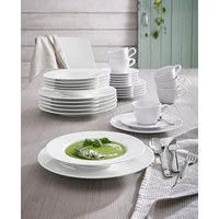 Porzellan  TAFELSERVICE  12-teilig  - Weiß, Keramik - Seltmann Weiden