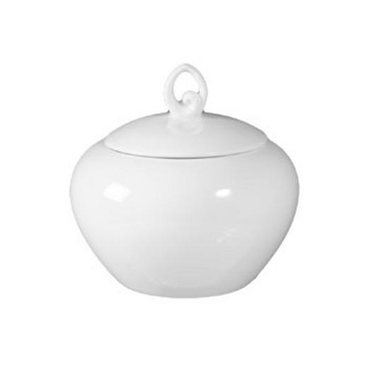 ZUCKERDOSE Keramik - Weiß, Basics, Keramik (0,25l) - Seltmann Weiden