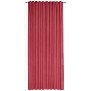 ZÁVĚS - červená, Basics, textilie (140/245cm) - Esposa