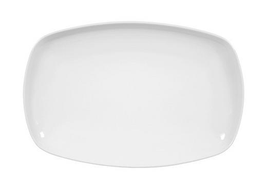 PLATTE - Weiß, Basics, Keramik (24cm) - Seltmann Weiden