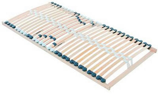 LATTENROST  120/200 cm  Birke Echtholz - Birkefarben, Basics, Holz (120/200cm) - Carryhome