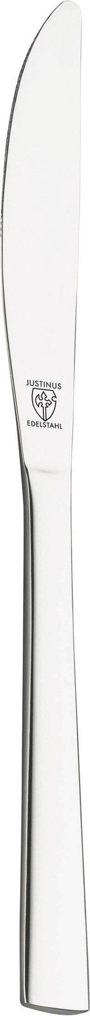 KNIV - silver, Basics, metall (22.6/0.19/0.07cm) - Justinus