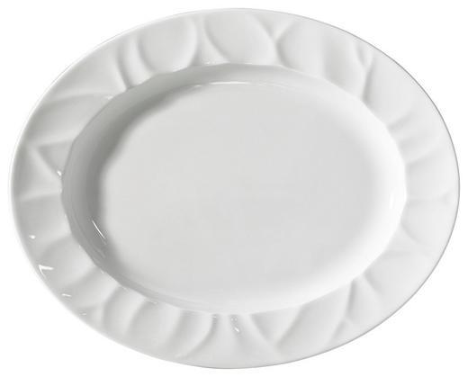 SERVIERPLATTE - Weiß, Basics, Keramik (33cm) - Seltmann Weiden