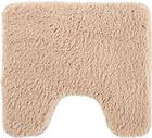 BADEMATTE in Beige 45/50 cm - Beige, Basics, Weitere Naturmaterialien/Textil (45/50cm) - Esposa