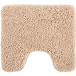 WC-VORLEGER 45/50 cm  - Beige, Basics, Naturmaterialien/Textil (45/50cm) - Esposa