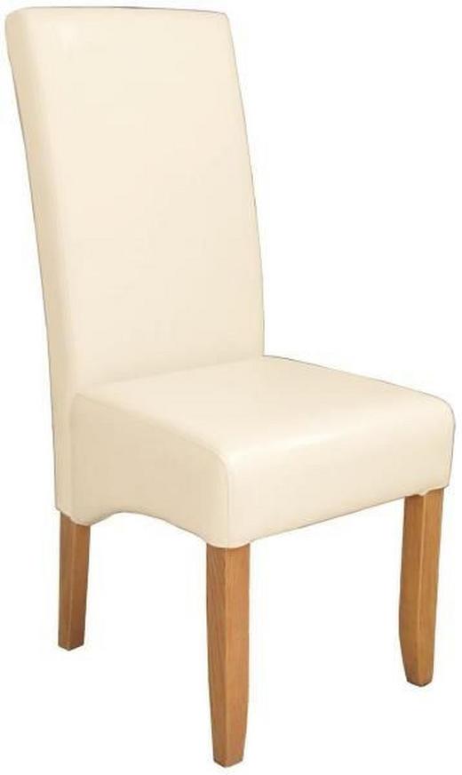 ŽIDLE, dřevo, textilie, barvy buku, béžová, - barvy buku/béžová, Konvenční, dřevo/textilie (48/105/60cm) - Carryhome