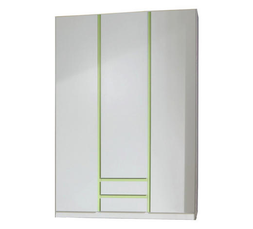 KLEIDERSCHRANK 3 -türig Grün, Weiß online kaufen ➤ XXXLutz