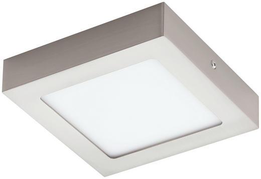 AUFBAULEUCHTE - Nickelfarben, Basics, Metall (17/17cm)