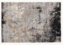 VINTAGE-TEPPICH  - Hellgrau, Design, Textil (65/130cm) - Novel
