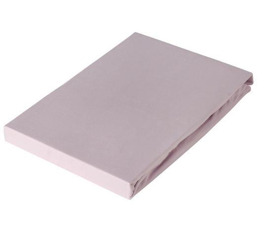 SPANNLEINTUCH 100/200 cm - Lila, Basics, Textil (100/200cm) - Novel