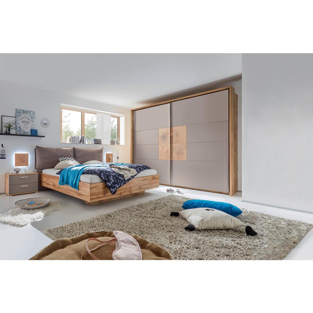 Xora Schlafzimmer in grau