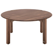 COUCHTISCH in Holz  80/35 cm - Nussbaumfarben, Design, Holz (80/35cm) - Rolf Benz