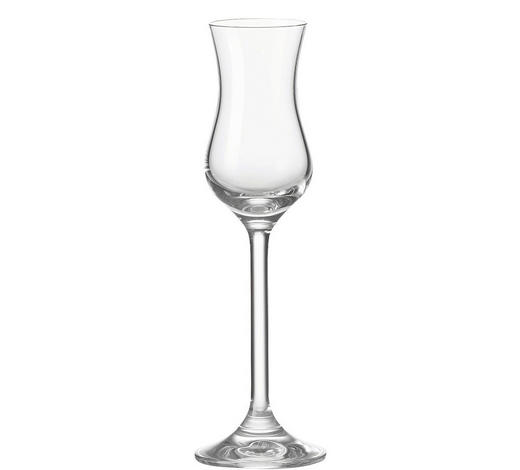 GRAPPAGLAS - Klar, KONVENTIONELL, Glas (6/20/6cm) - Leonardo
