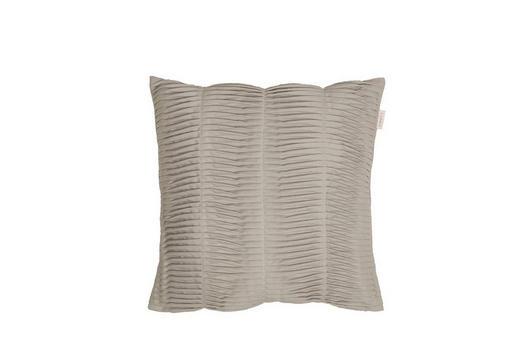 KISSENHÜLLE Taupe 38/38 cm - Taupe, Basics, Textil (38/38cm) - Esprit
