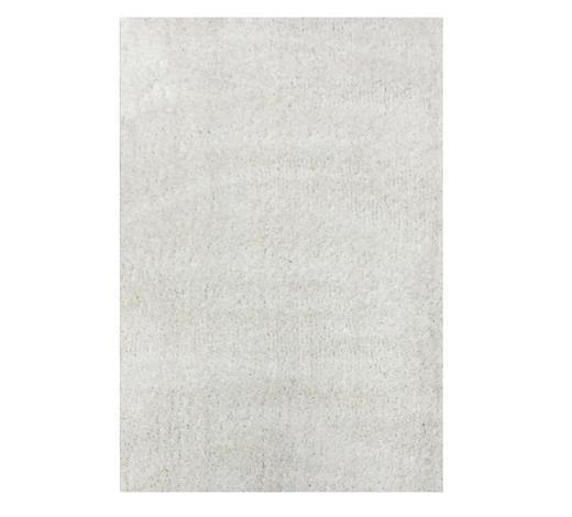 KOBEREC S VYSOKÝM VLASEM, 133/190 cm, bílá - bílá, Konvenční, textil (133/190cm) - Novel