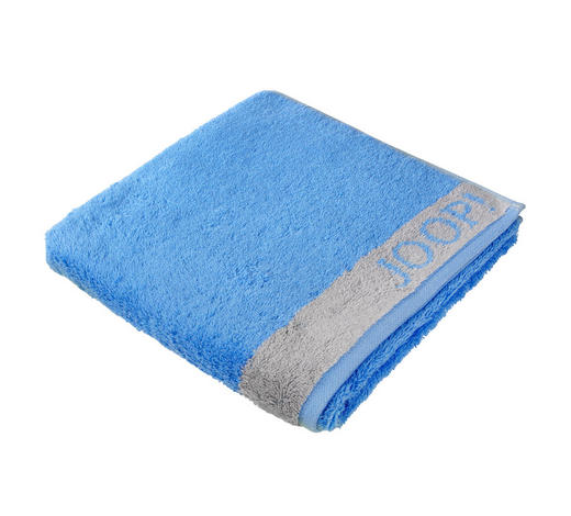 HANDTUCH 50/100 cm  - Blau/Grau, Design, Textil (50/100cm) - Joop!