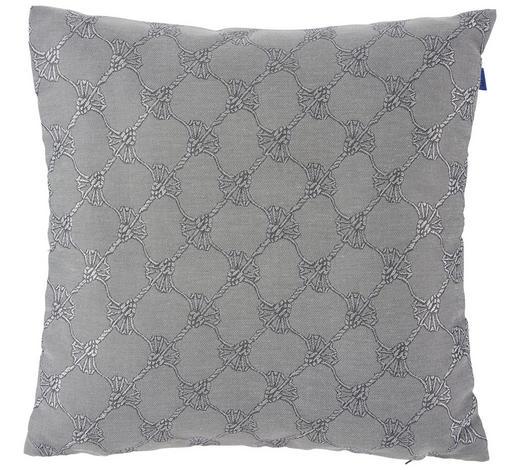 ZIERKISSEN 38/38 cm  - Grau, Design, Textil (38/38cm) - Joop!