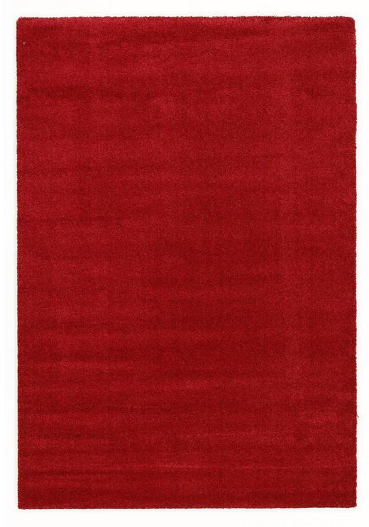 HOCHFLORTEPPICH   gewebt  Terra cotta - Terra cotta, Basics, Textil (65/130cm) - Novel