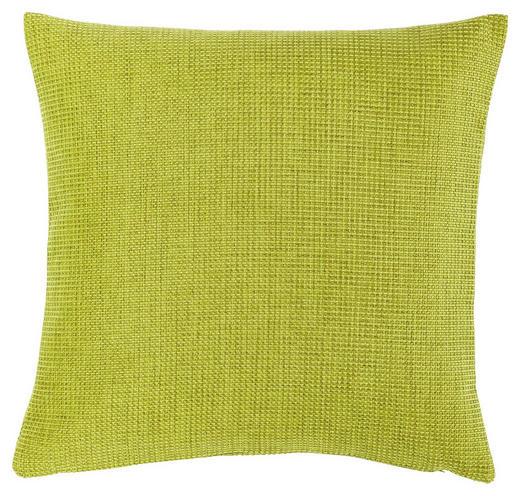 KISSENHÜLLE Hellgrün 40/40 cm - Hellgrün, Basics, Textil (40/40cm)