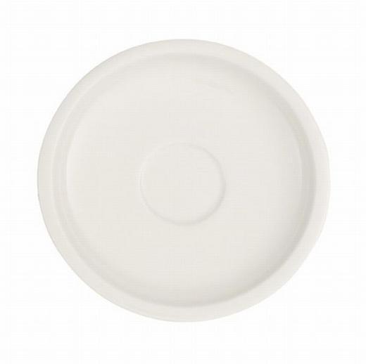 UNTERTASSE - Weiß, Basics, Keramik (15/15/8cm) - Villeroy & Boch
