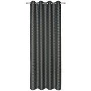 ZÁVĚS HOTOVÝ - šedá, Design, textil (140/250cm) - Joop!
