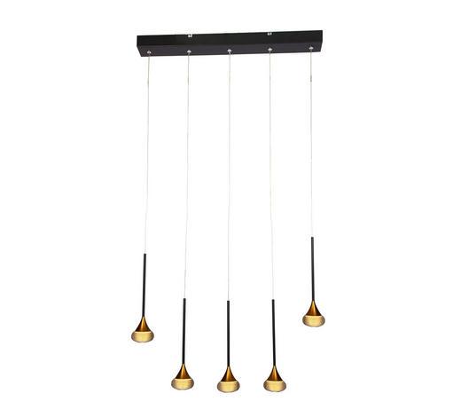 LED-HÄNGELEUCHTE   - Klar, Design, Kunststoff (70/150cm) - Ambiente