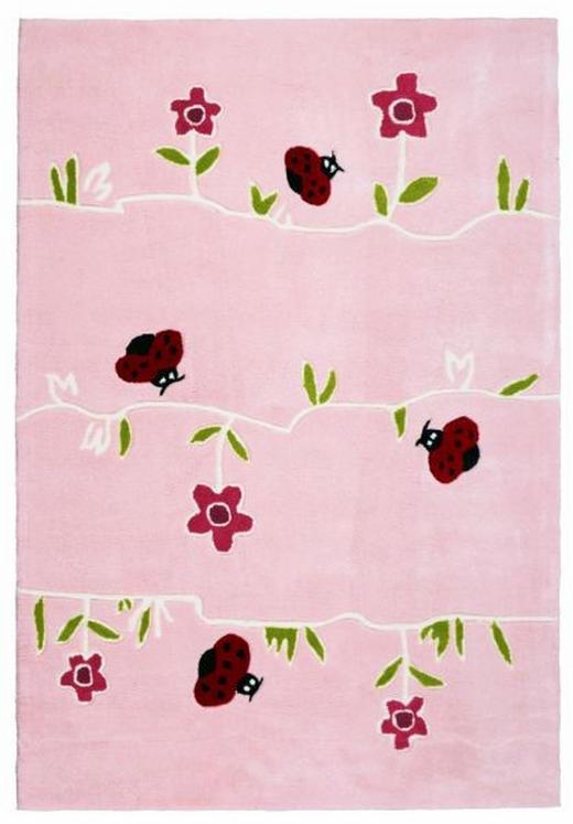 KINDERTEPPICH  120/180 cm  Rosa - Rosa, Basics, Textil (120/180cm)
