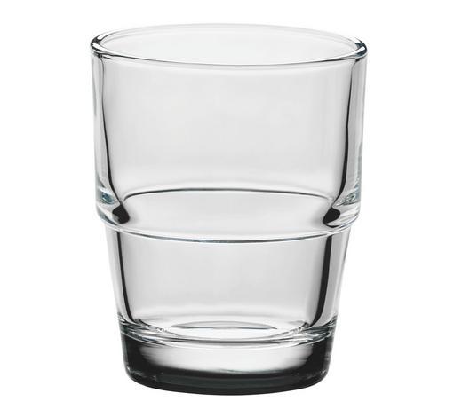 ESPRESSOGLAS - Klar, Basics, Glas (0,1l) - Leonardo
