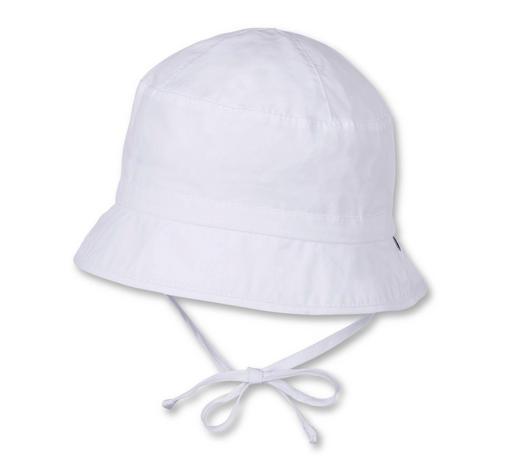 HUT - Weiß, Basics, Textil (45null) - Sterntaler