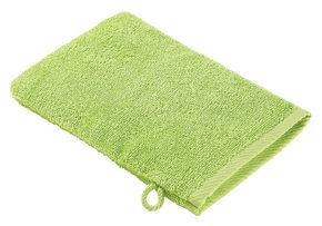 TVÄTTHANDSKE - grön, Klassisk, textil (16/22cm) - Esposa