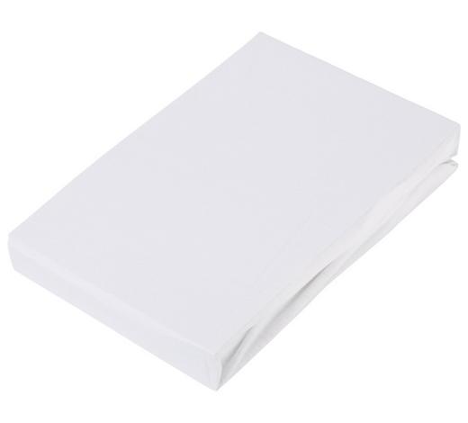 KINDERSPANNLEINTUCH - Weiß, Basics, Textil (70/140cm) - My Baby Lou