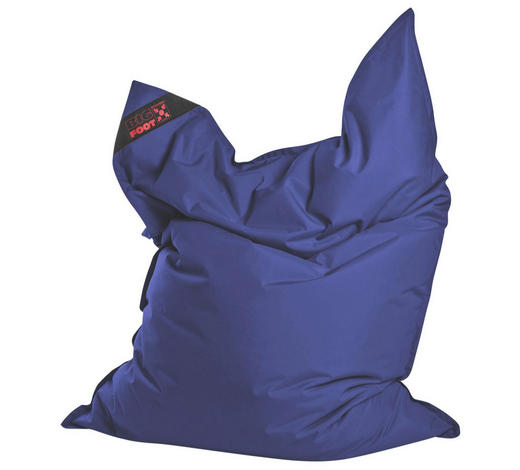 SITZSACK Dunkelblau - Dunkelblau, Design, Textil (130/170cm) - Carryhome