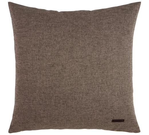 ZIERKISSEN 38/38 cm - Braun, Basics, Textil (38/38cm) - Esprit
