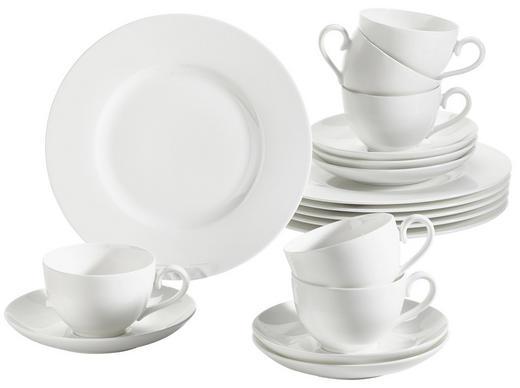 KAVNI SERVIS - bela, Konvencionalno, keramika - Villeroy & Boch