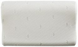NACKENSTÜTZKISSEN  - Weiß, KONVENTIONELL, Textil (50/30/10cm) - Boxxx