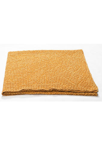 DECKE 140/200 cm Gelb, Goldfarben - Gelb/Goldfarben, Design, Textil (140/200cm) - David Fussenegger