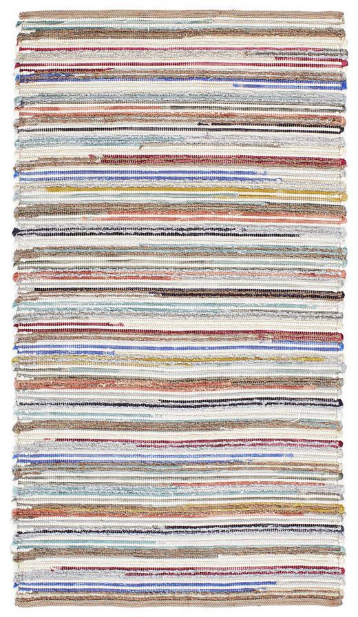 HANDWEBTEPPICH  70/250 cm  Multicolor - Multicolor, LIFESTYLE, Textil (70/250cm) - Linea Natura