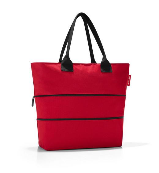 SHOPPER - Rot, Basics, Textil (50/26,5/16,5cm) - Reisenthel