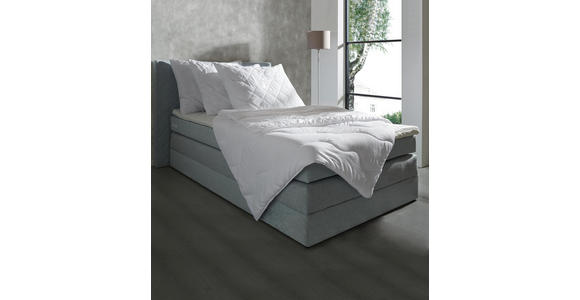 Kopfpolster Andreas 70x90 cm - Weiß, KONVENTIONELL, Textil (70/90cm) - Primatex