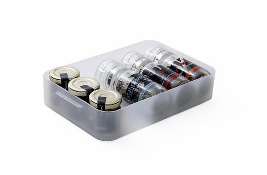 AUFBEWAHRUNGSDOSE 5,7 L - Naturfarben, Basics, Kunststoff (24,2/15,5/9cm)