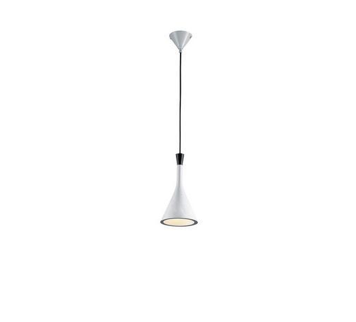 HÄNGELEUCHTE - Grau, LIFESTYLE, Kunststoff (16/150cm)